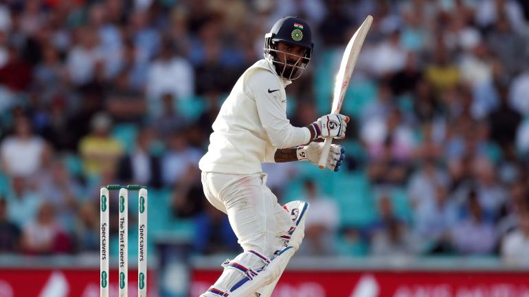 KL Rahul smashed 149 in the last Test versus England at The Oval
