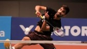 Kidambi Srikanth is looking to defend his Denmark Open title this week. (@srikidambi Photo)