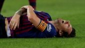 Lionel Messi out for 3 weeks with fractured forearm, will miss El Clasico