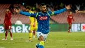 Champions League: Insigne's 90th minute winner for Napoli downs Liverpool