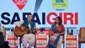 Jubin Nautiyal and Neeti Mohan open up on Bollywood journey and Safaigiri