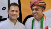 Jaswant Singh's son Manvendra attacks BJP on joining Congress