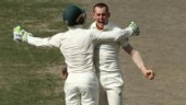 Was lucky enough to get a wicket, admits Australia's Marnus Labuschagne on Test debut
