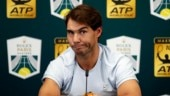 Rafael Nadal withdrew from Paris Masters citing abdominal injury