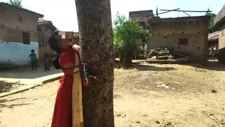 18-year-old Muslim girl in love with Hindu boy tied to tree, thrashed in Bihar