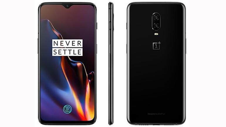 OnePlus 6T Official Promotional Highlights In-Display Fingerprint Scanner