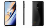 New renders show OnePlus 6T in Midnight Black and Mirror Black colours