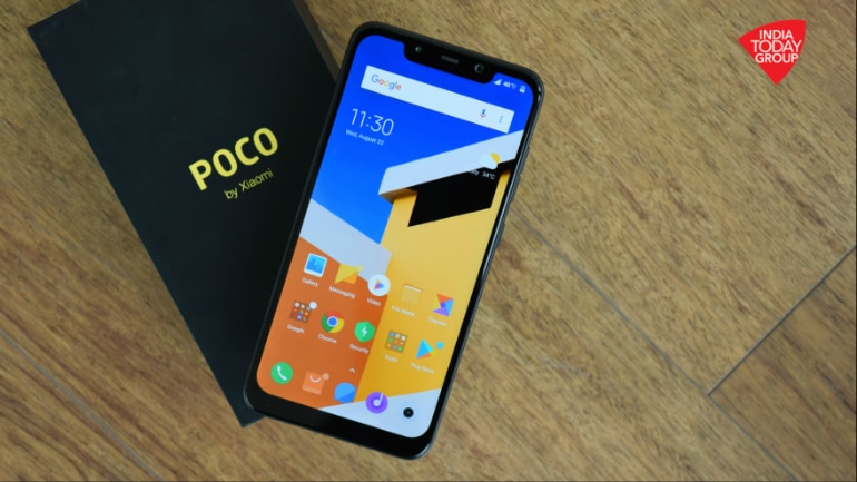 6952c52b71641c Xiaomi Poco F1 will be available for Rs 18,899 during Flipkart Big ...