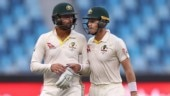 Pizza and The Inbetweeners discussions kept Paine, Lyon going in Dubai Test