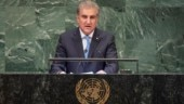 "Pakistan Foreign Minister Shah Mahmood Qureshi claimed at the UN that the stamps released by their postal department titled ""atrocities in Indian occupied Kashmir"" depict ""grave human rights violations"""