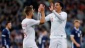 Helder Costa scores on debut as Portugal crush Scotland 3-1 in international friendly