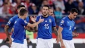 Nations League: Biraghi's injury-time goal hands Italy 1-0 win against Poland