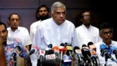 Ranil Wickremsinghe of Sri Lanka
