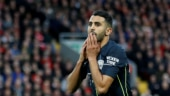 Mahrez skies penalty as Liverpool and Manchester City serve up goalless draw