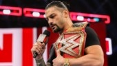 Roman Reigns said that he will be back in the ring after he is done fighting with leukemia. (WWE Photo)