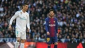 Brazilian legend Pele picks Lionel Messi over Cristiano Ronaldo in his team