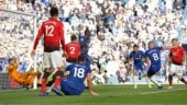 Ross Barkley snatches last-minute draw for Chelsea vs Manchester United