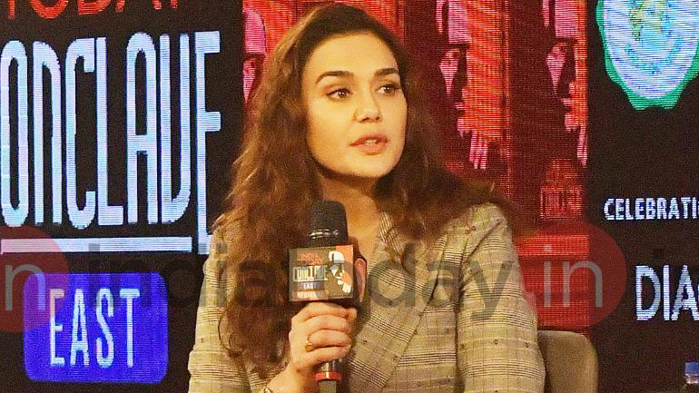 Preity G Zinta: I almost died in 2004 tsunami - Movies News