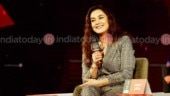 Preity Zinta at India Today Conclave East 2018