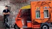WOW water ATM van