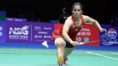 Saina Nehwal will face Japan's Nozomi Okuhara in the Denmark Open quarter-finals. (BWF Facebook Photo)