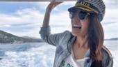 Samantha-Naga Chaitanya are a sight for sore eyes in Croatia vacation pics