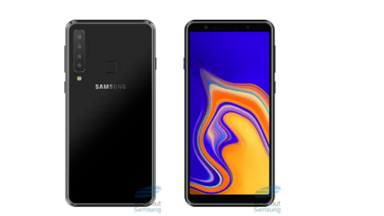 Samsung Galaxy A9 2018 With Four Cameras On The Back Set To Launch