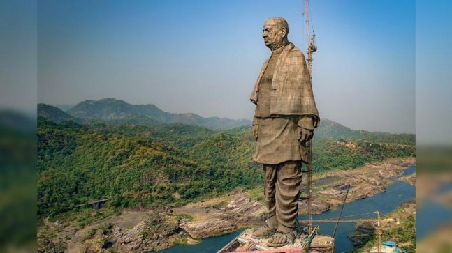 b987909cd Sardar Patel Statue of Unity: All you need to know - India News