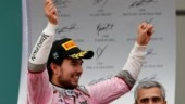 Formula One: Sergio Perez sees bright future for Racing Point Force India