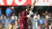 Shimron Hetmyer impressed everyone in the first ODI against India with a swashbuckling hundred