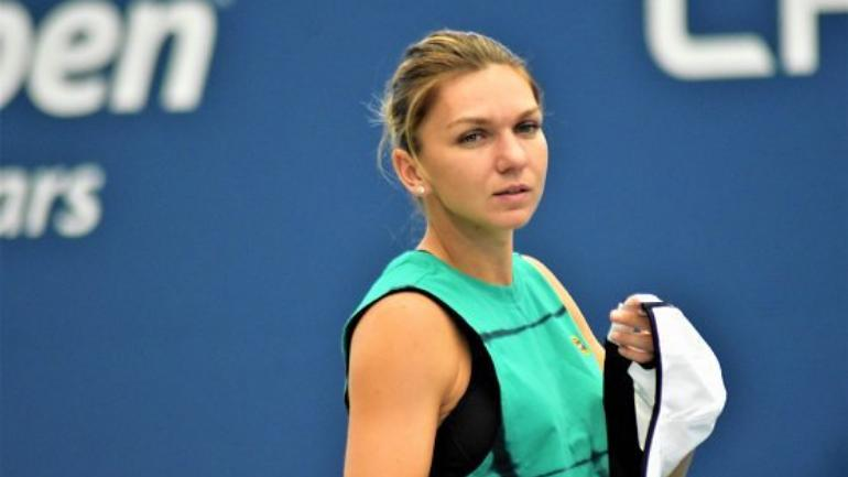 Simona Halep pulls out of WTA Finals due to back injury