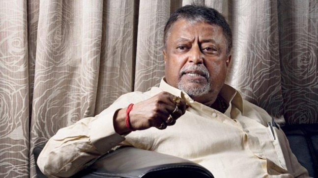 West Bengal is a police state: Mukul Roy