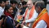 Shahezadi is Amit Shah's choice against Owaisi in Hyderabad
