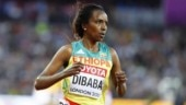Tirunesh Dibaba is the current 5000m world record holder
