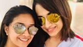 Trisha says happy birthday Keerthy Suresh with adorable post