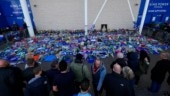 Vichai Srivaddhanaprabha's helicopter crashed in a fireball outside the King Power Stadium on Saturday
