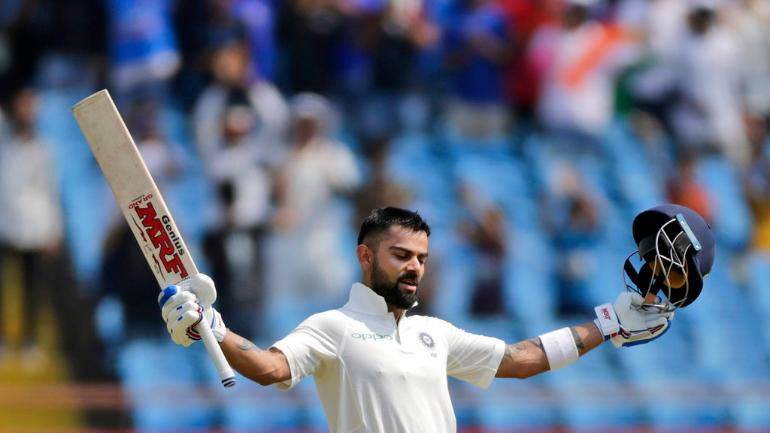 Virat Kohli remains on top, Prithvi Shaw enters ICC Test