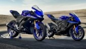 The R125 is powered by a liquid-cooled 125cc single-cylinder engine which belts out 14.7bhp and 12.4Nm of peak torque.