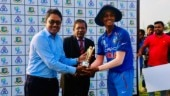 Yashasvi Jaiswal was named man of the tournament in the U-19 Asia Cup