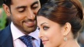 Abhishek Bachchan shares adorable throwback photo of him and Aishwarya.