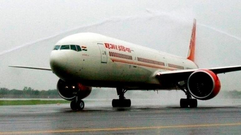 Air India Air Hostess Falls Off Aircraft, Hospitalised