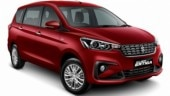 Under the hood, the Ertiga will be powered by a 1.5-litre petrol, 4-cylinder engine which churns out 104.7bhp and 138Nm of torque.