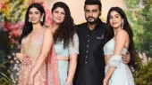 Arjun Kapoor opens up on equation with sister Janhvi Kapoor and Khushi Kapoor.