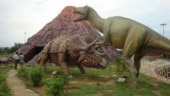 India get its first robotic dinosaur gallery: 3 places to see dinosaur remains in India