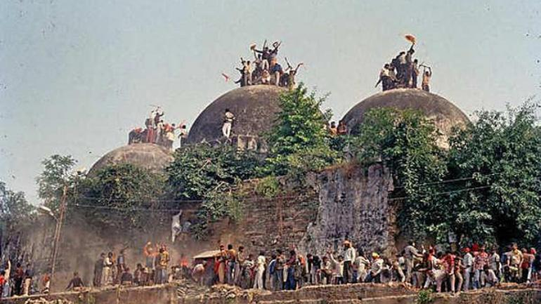 supreme court ayodhya case rss