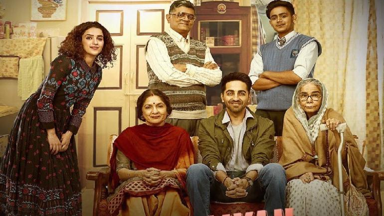 Neena Gupta and Gajraj Rao steal the show in Badhaai Ho.