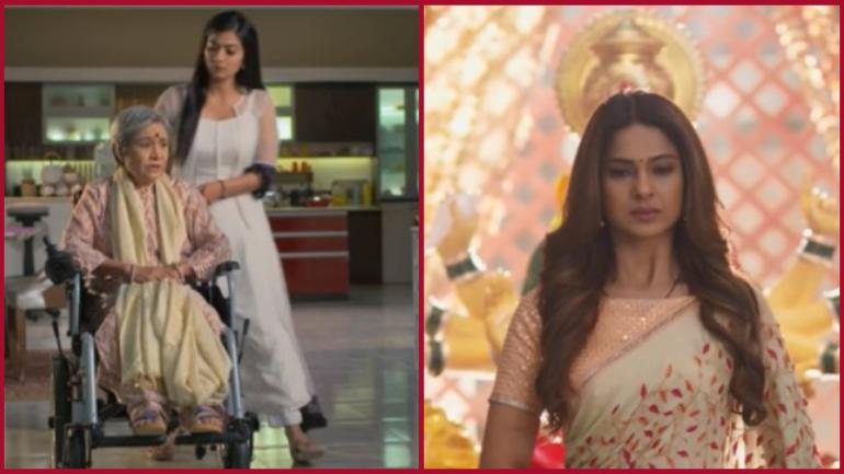 Daily telly updates: Dida asks Mauli to reconcile with Kunal in