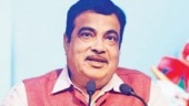 Union Minister Nitin Gadkari at India Today Group's Safaigiri Awards 2018, in Mumbai on Tuesday.