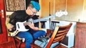Studio of one's own for Delhi musicians