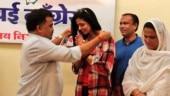 Cricketer Mohammed Shami's estranged wife Hasin Jahan joins Congress